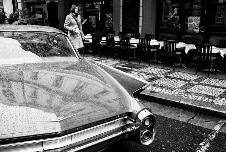 Black and White Photos of Great Cities by Filip Molcan