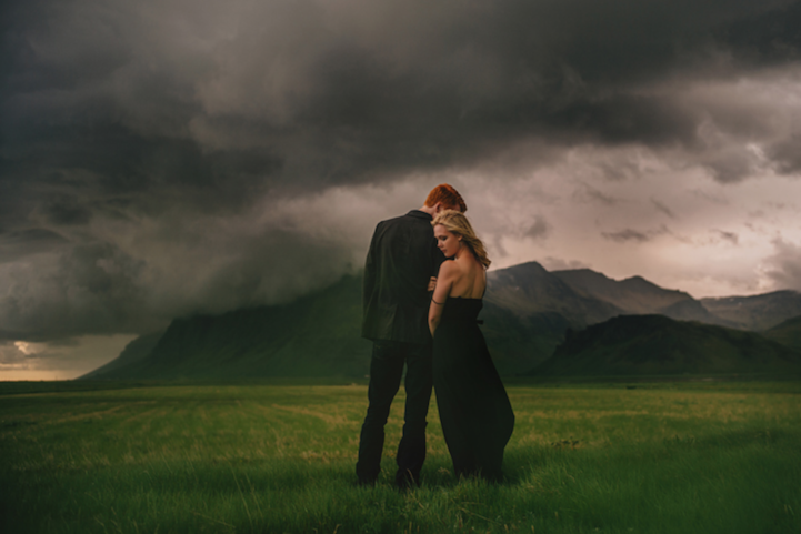 Icelandic Elopement with Wedding Photography