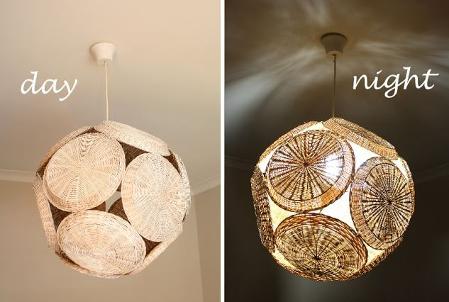 20 Awesome Tutorials for DIY Lamp Shades