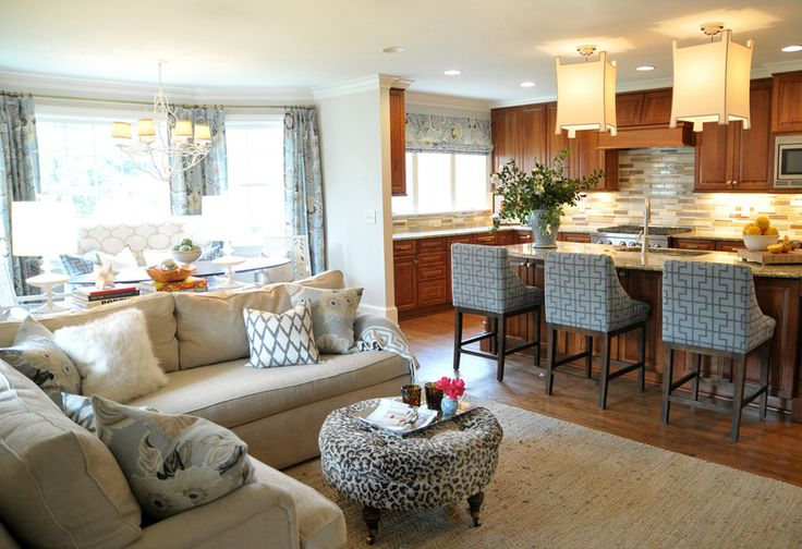 Best Living Room Decorating Ideas Designs Ideas Living Room And Kitchen Design Ideas
