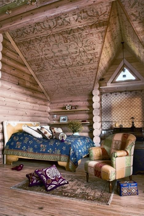 30 Dreamy Cabin Interior Designs