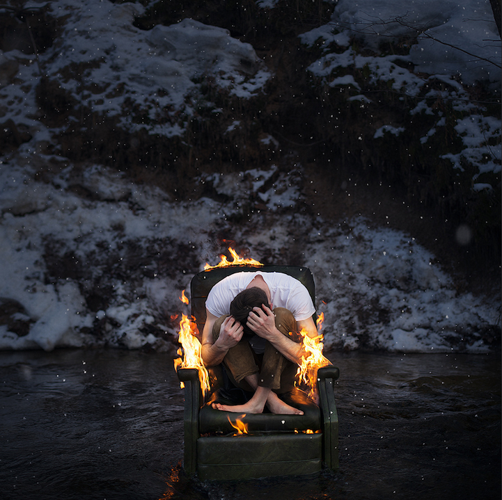 Intriguing Surreal Photos by Logan Zillmer