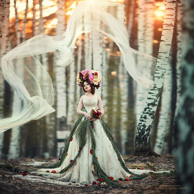 Fairy Tale Like Photography by Margarita Kareva