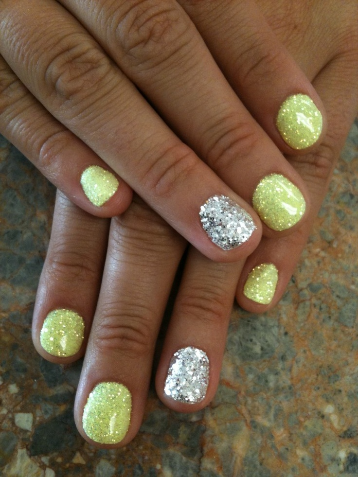 35 Nail Design Ideas For The Latest Autumn Winter Trends: 35 Striking Nail Art Designs For Summer
