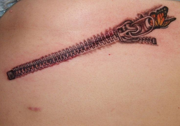 30 Tattoo Designs for Your Scars