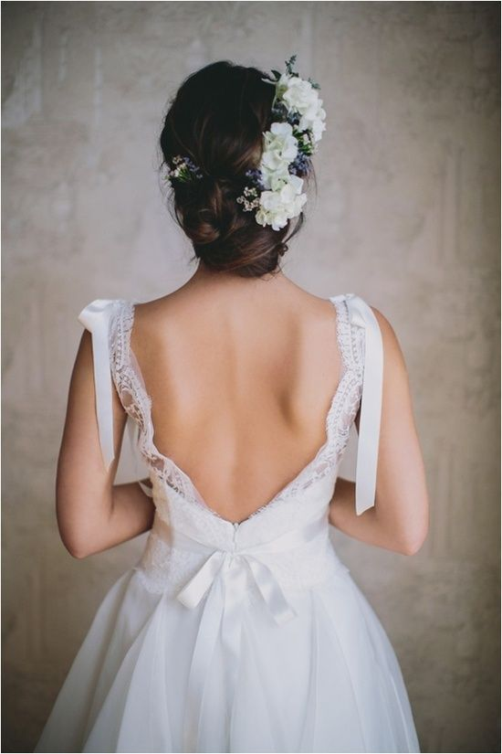 46 Gorgeous Backless Wedding Dresses for You