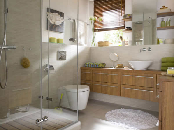 48 Small Bathroom Design Examples