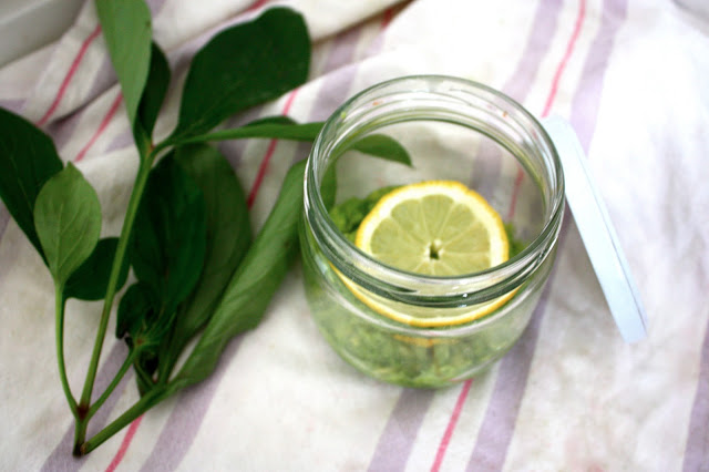 Homemade Recipes for a Full Body Treatment