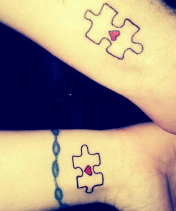 25 Best Matching Tattoo Designs for Couples
