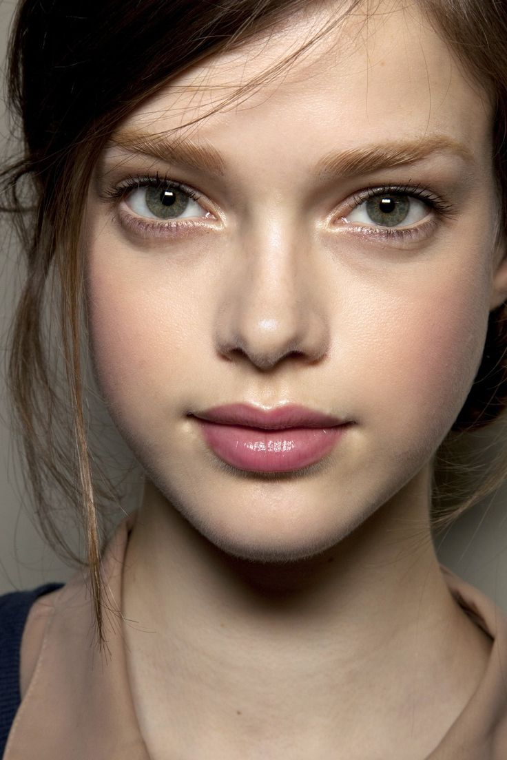 33 Examples of Everyday Natural Makeup Looks