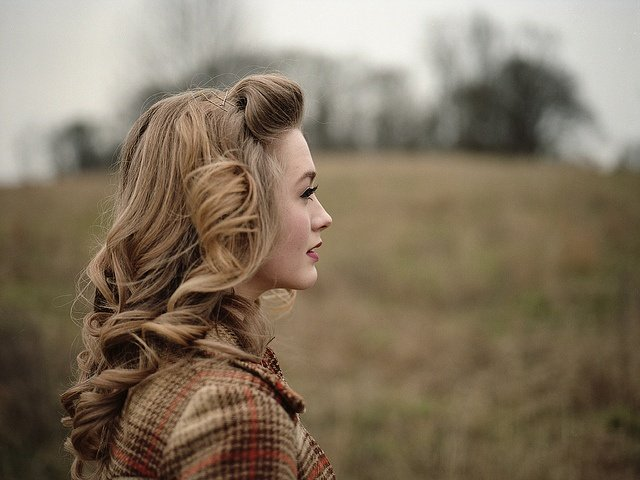 Time tested Vintage Hairstyles