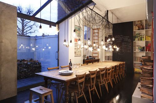 45 Brilliant Ideas for Dining Room Lightening
