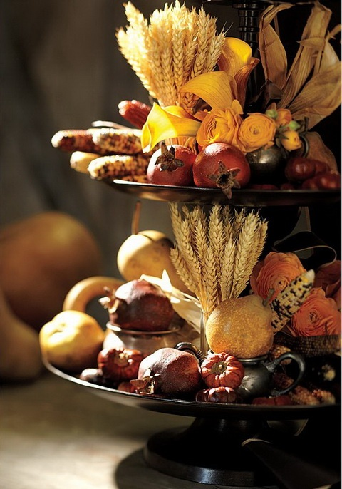 34 Lovely Fall Tablescapes
