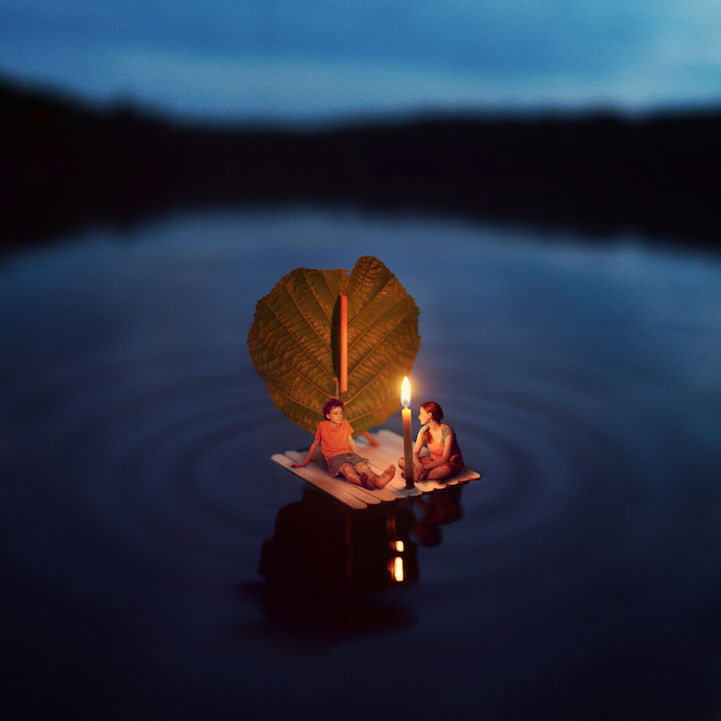 14 Year Old Photographer Takes Incredibly Surreal Images