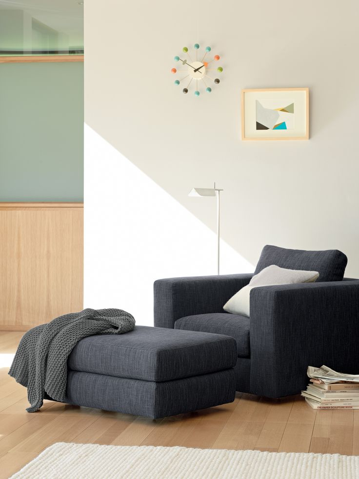 33 Relaxing Ottoman and Armchair Sets