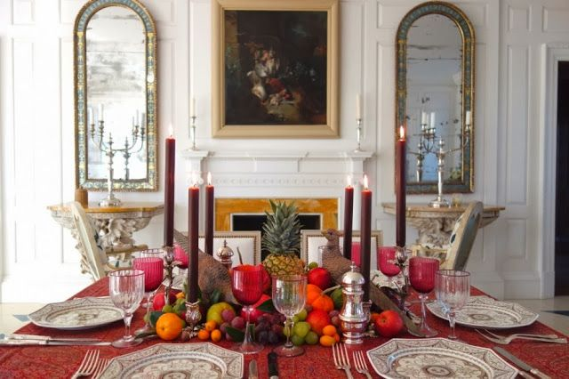53 Beautiful Thanksgiving Tablescapes