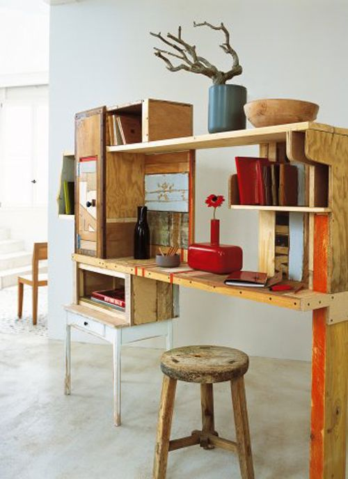 35 Cool Desk Designs for Your Home