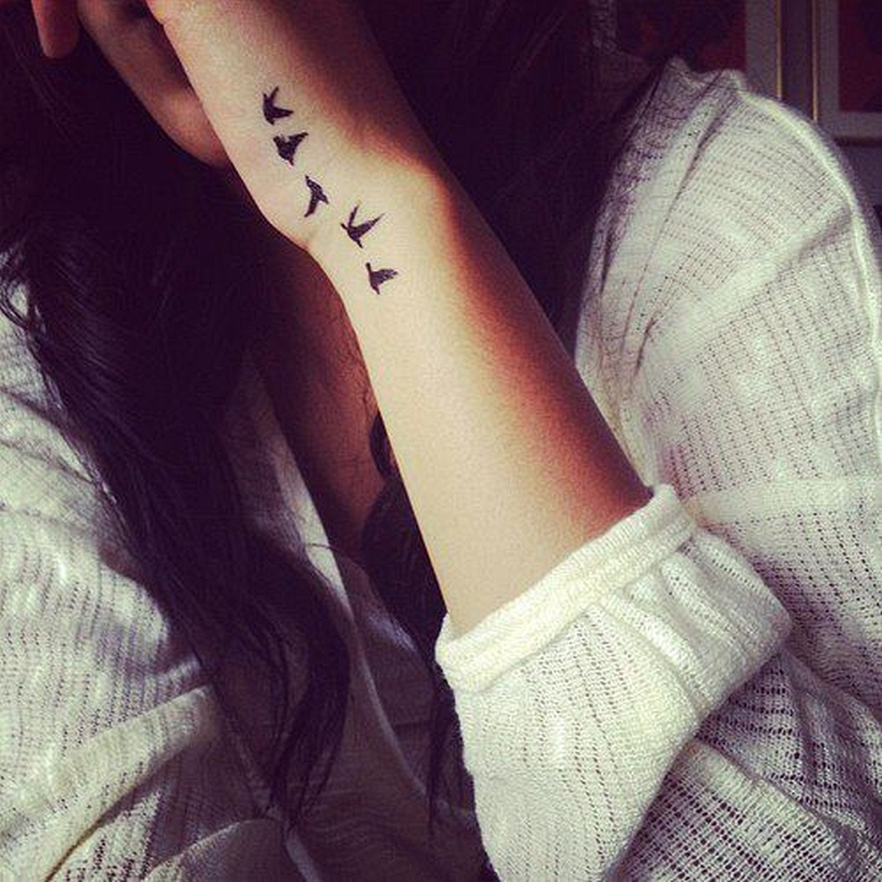46 Impressive And Peaceful Dove Tattoo Designs