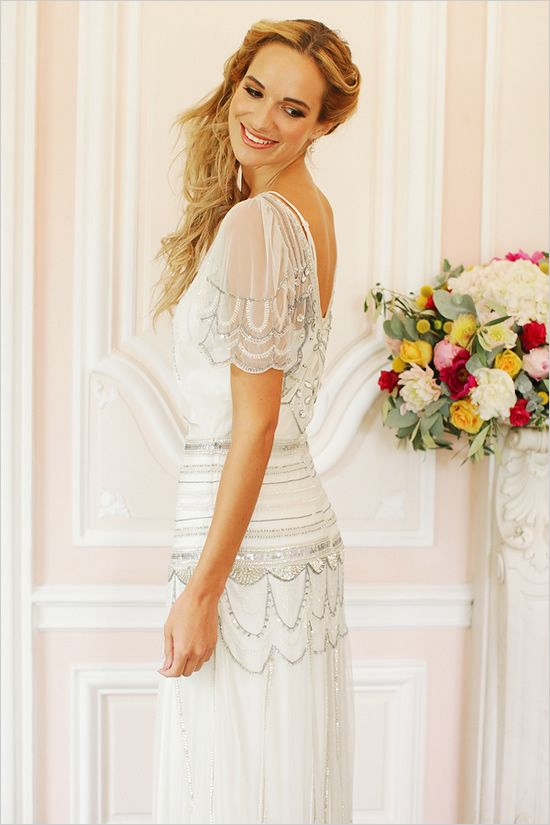 46 Great Gatsby Inspired Wedding Dresses and Accessories