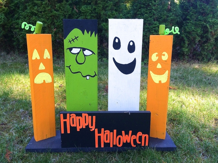 16 Crafty Tutorials for Halloween Decoration