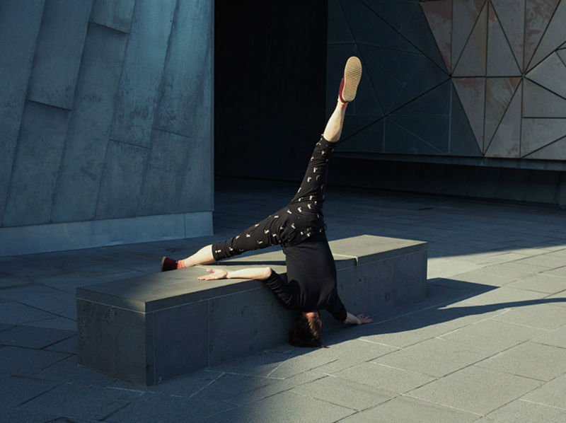 Photographer Showcases the Flexibility of Human Body