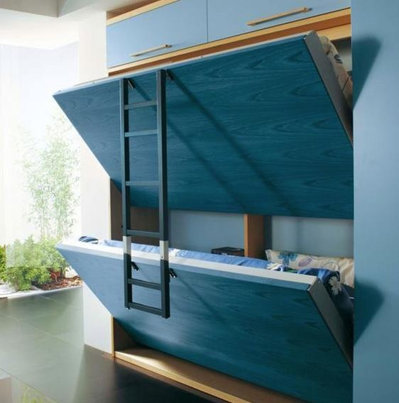27 Best Examples of Murphy Beds and Tables