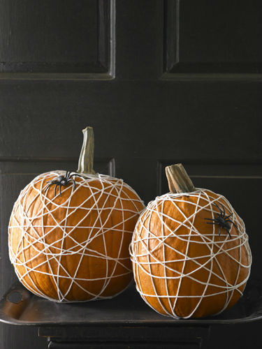 56 Brilliant No Carve Pumpkin Decoration Ideas