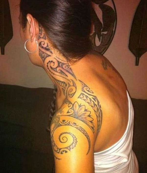 23 Most Appealing Tribal Tattoo Designs