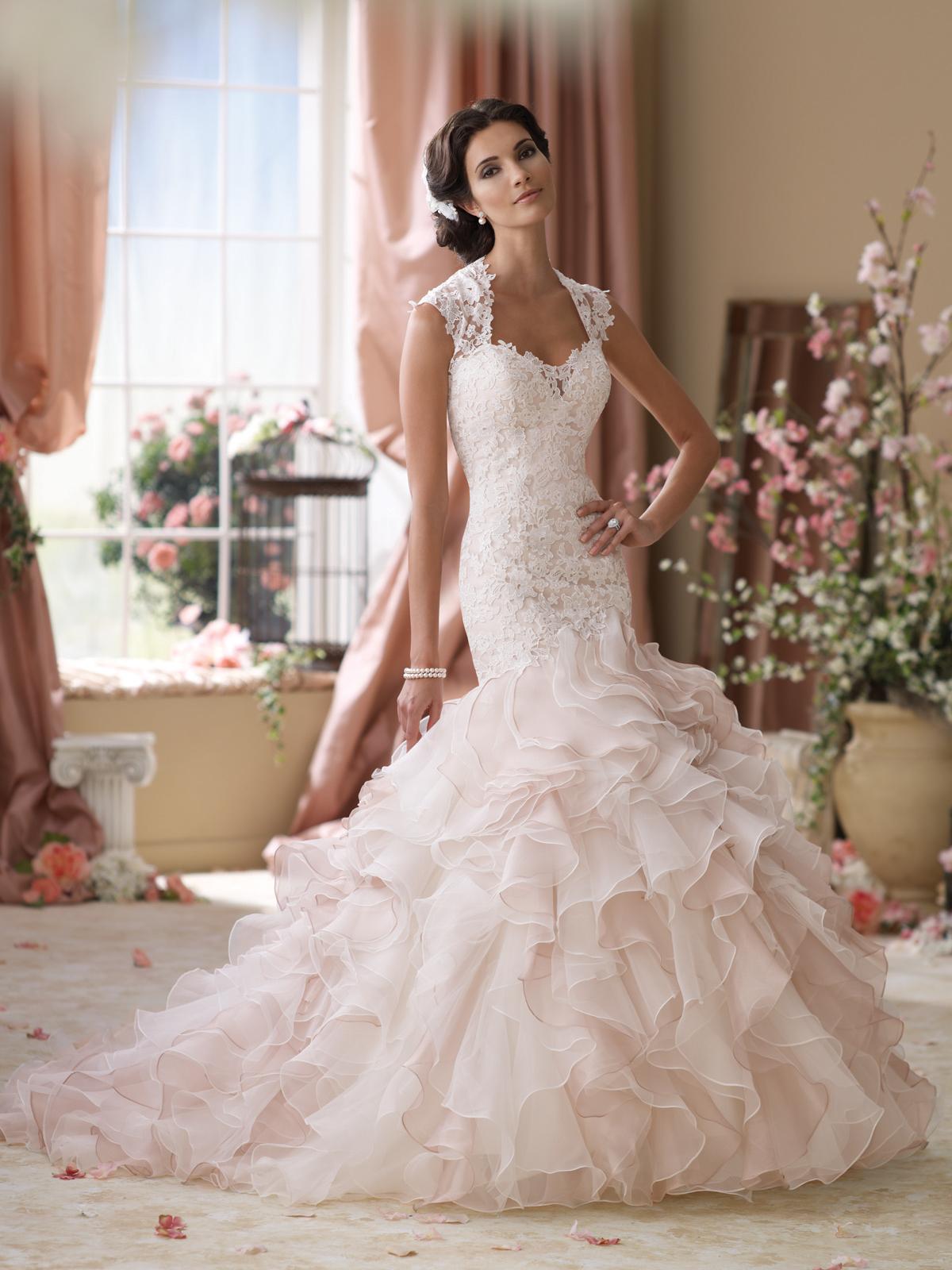 36 Most Stunning Wedding Dresses