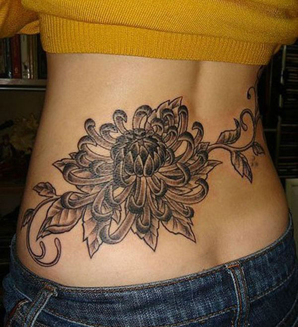 43 Attractive Lotus Flower Tattoo Designs