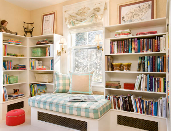 50 Comfy Reading Nooks and Corners