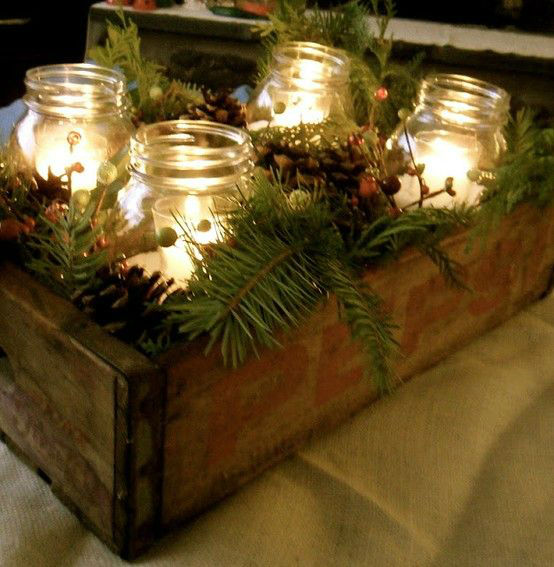 33 Eye Catching Centerpieces for Christmas
