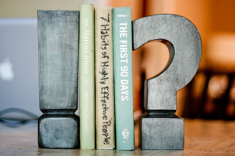14 Creative DIY Bookend Projects