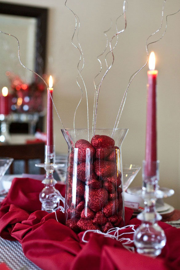 50 Amazing Table Decoration Ideas For Valentineu0027s Day