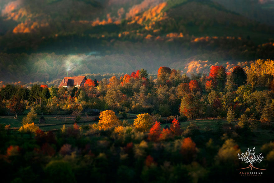 Stunning Transylvania Scenery Photos by Alex Robciuc