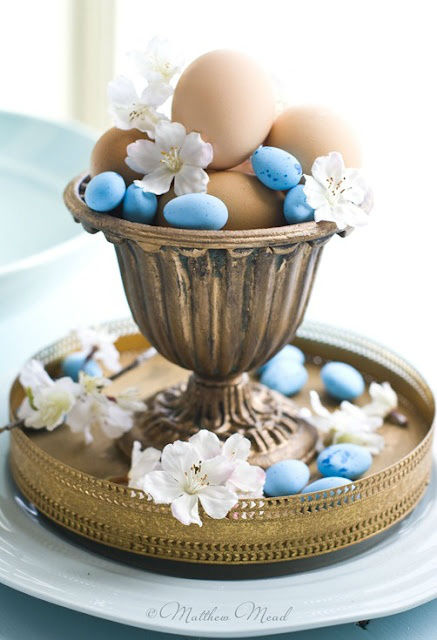 Fresh and Cozy Easter Home Decoration Ideas