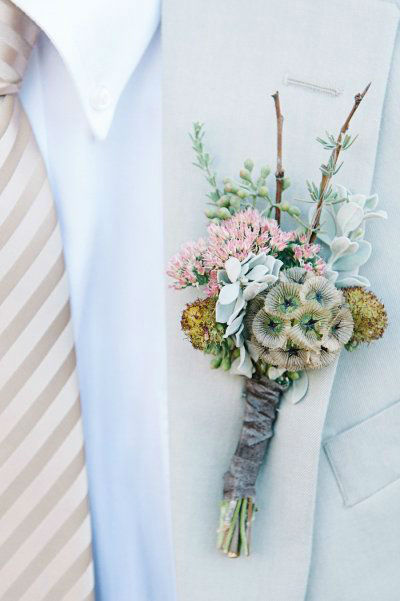 47 Inspiring Ideas in Pretty Pastels for Spring Weddings