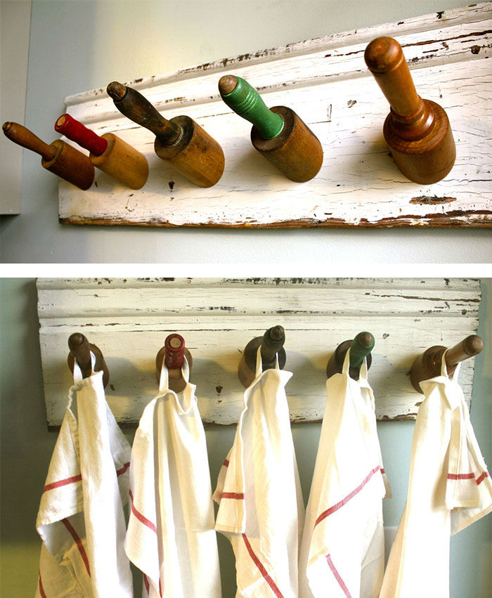 Amazing Things You can Create Out of Old and Used Up Items in Your Kitchen