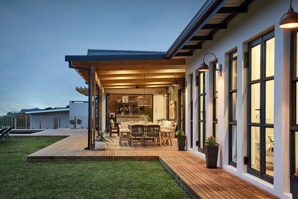 House Broughton by LevEco Architects