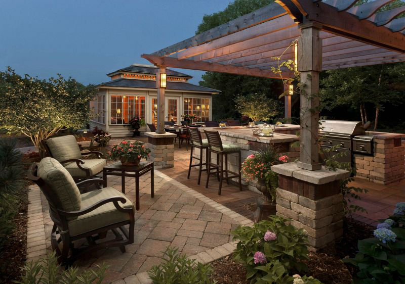 25 Creative and Original Patio Designs