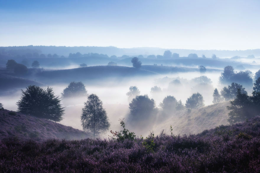 Albert Dros is Showing the Beauty of Netherlands Through Stunning Landscapes