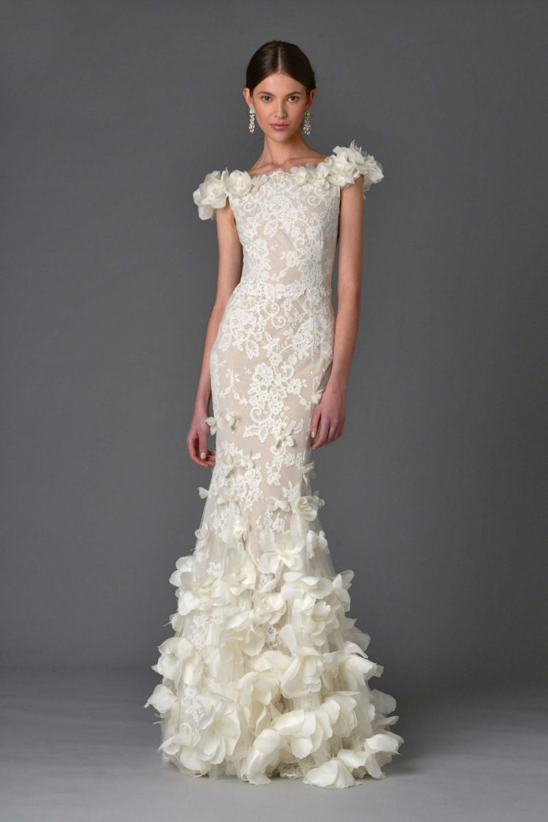 Magical Bridal Spring Collection from Marchesa