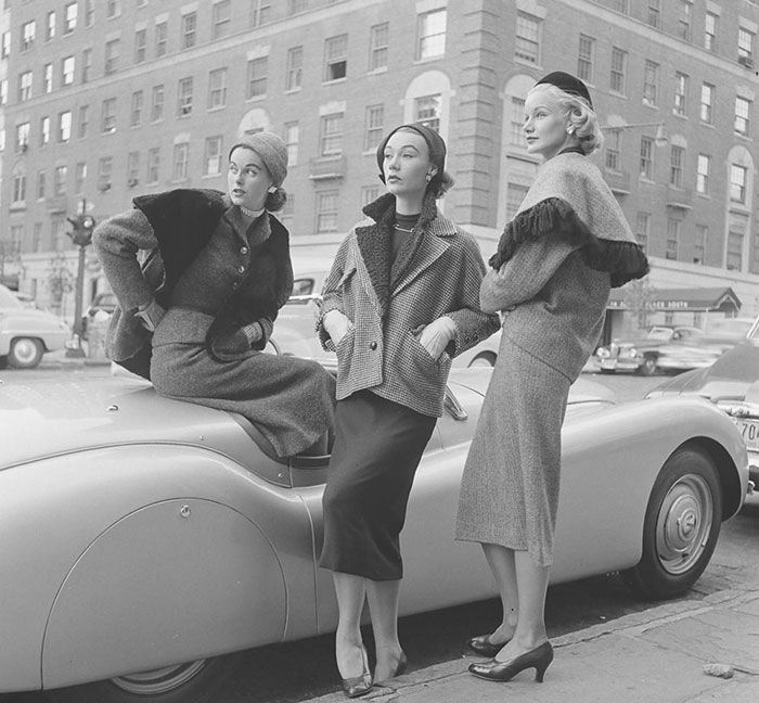 Stunning Photos of Classy Women from The 1940s and 1950s