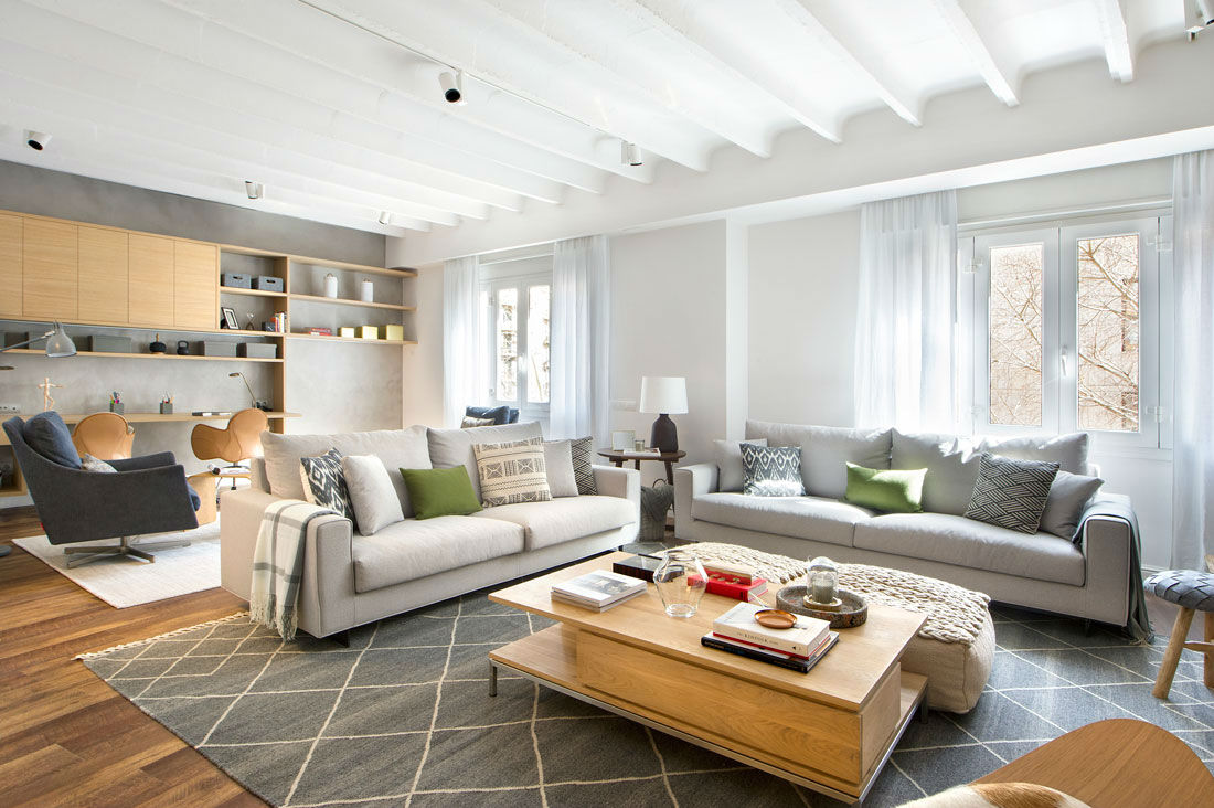Suite for Ten by Egue y Seta is Perfect for a Family Vacation