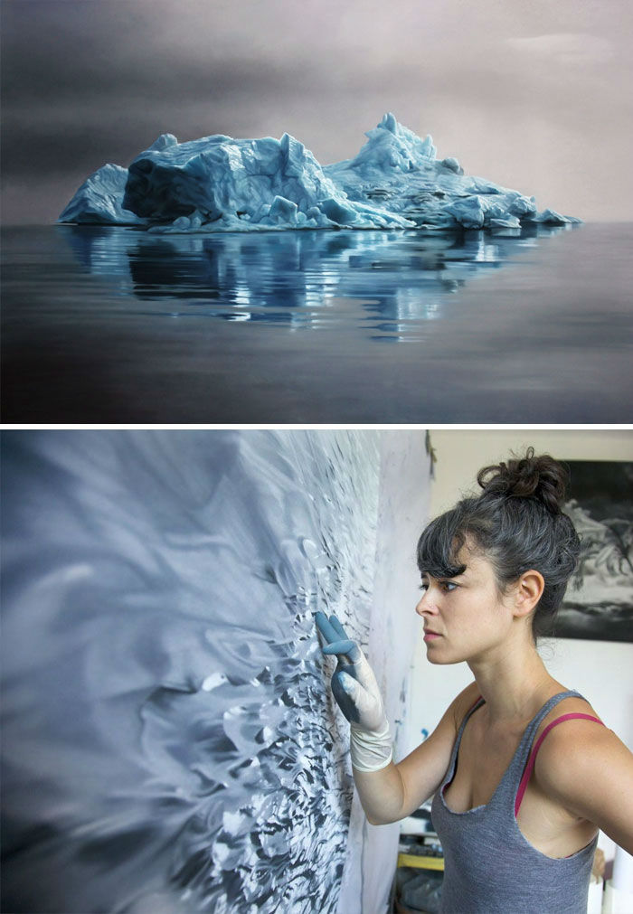 15 Breathtakingly Realistic Artworks