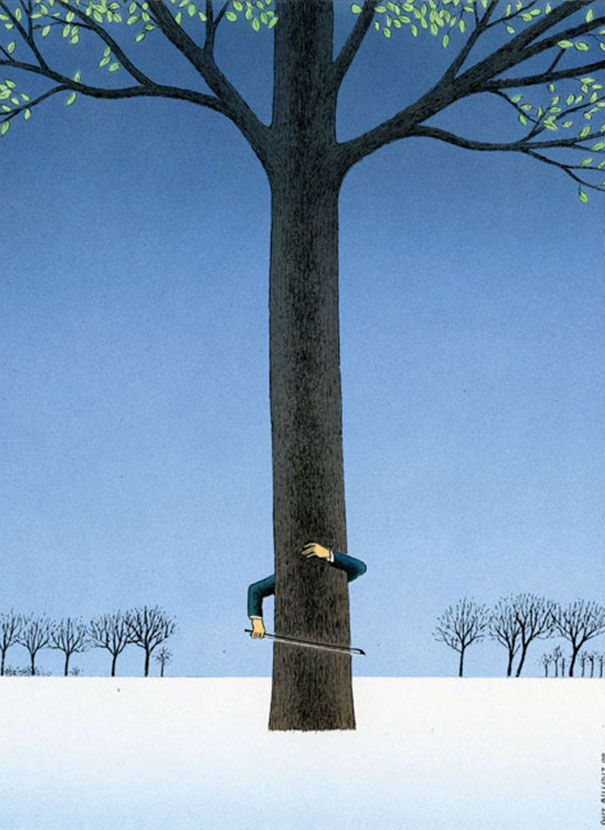 Mind Bending Surreal Illustrations by Guy Billout