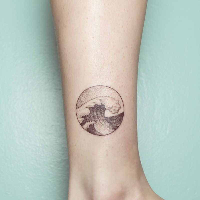 a8c3f7ae1 20 Stunningly Poetic Hand Poked Tattoos by Nano