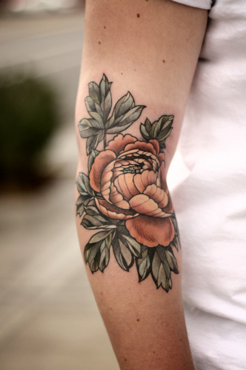 elbow tattoo ideas