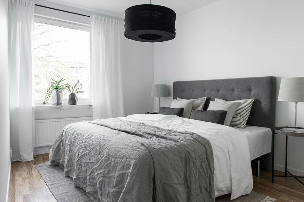 amazing scandinavian bedroom design ideas | 23 Soothing Scandinavian Bedroom Designs