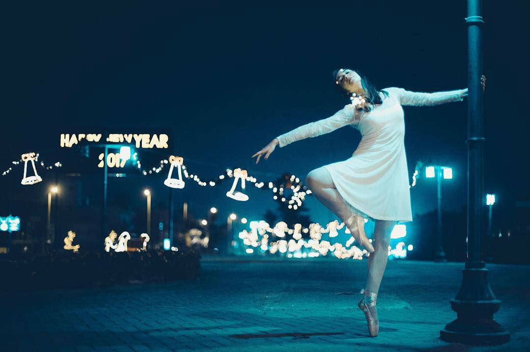 Empowering Images of Dancers Reclaiming the Streets of Cairo
